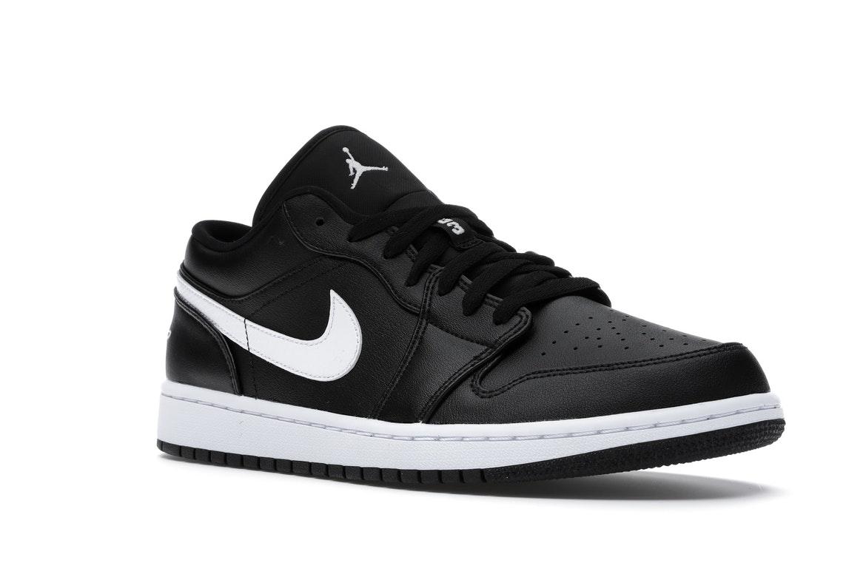 Jordan 1 Low Black White (W) - AO9944-001