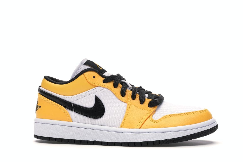 Jordan 1 Low Laser Orange (W)