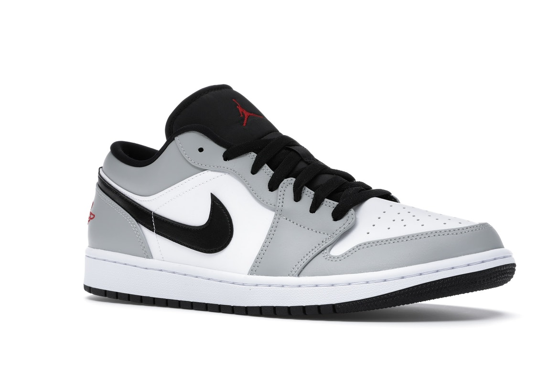 Jordan 1 Low Light Smoke Grey - 553558-030