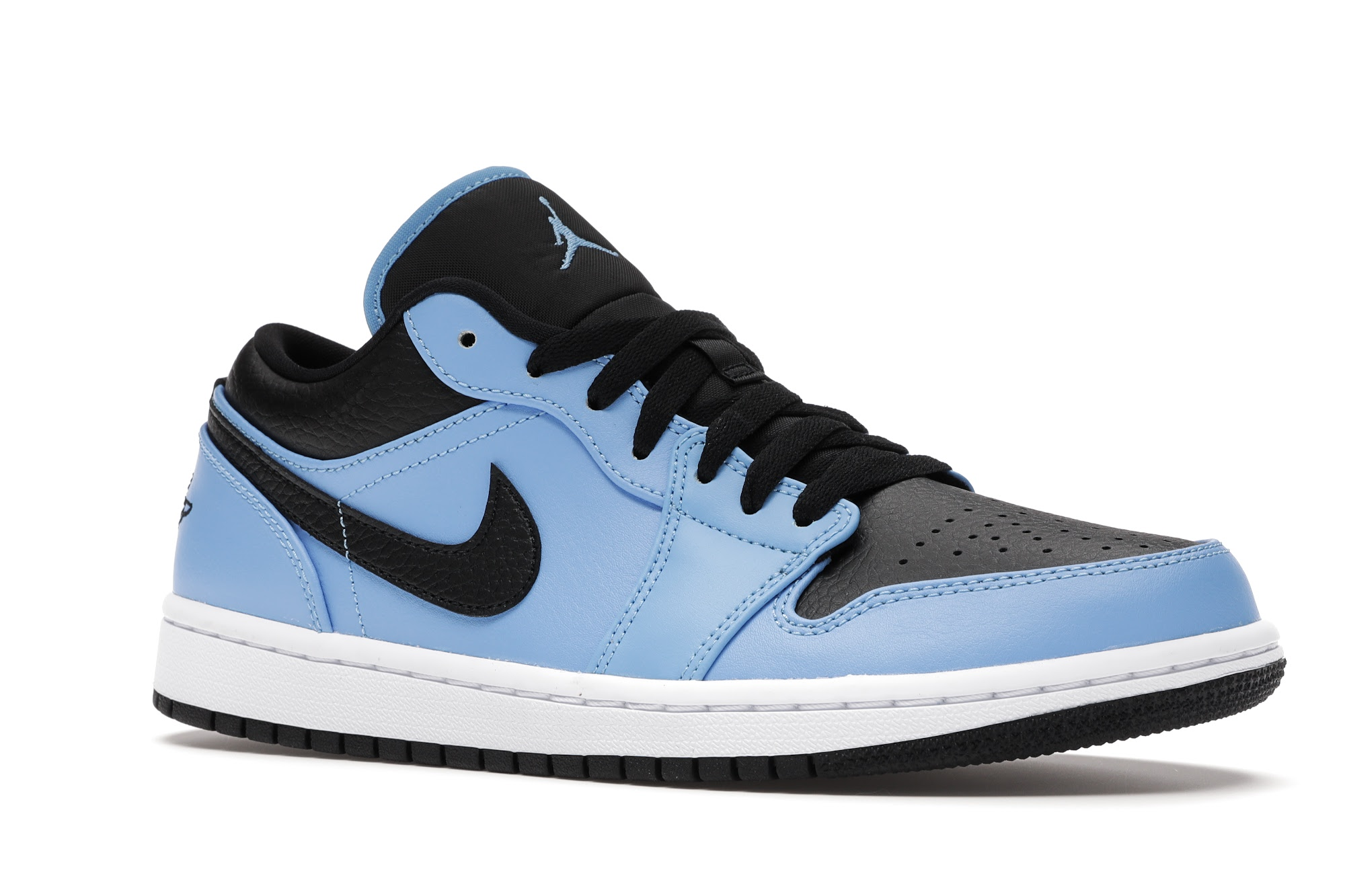 Jordan 1 Low University Blue Black - 553558-403