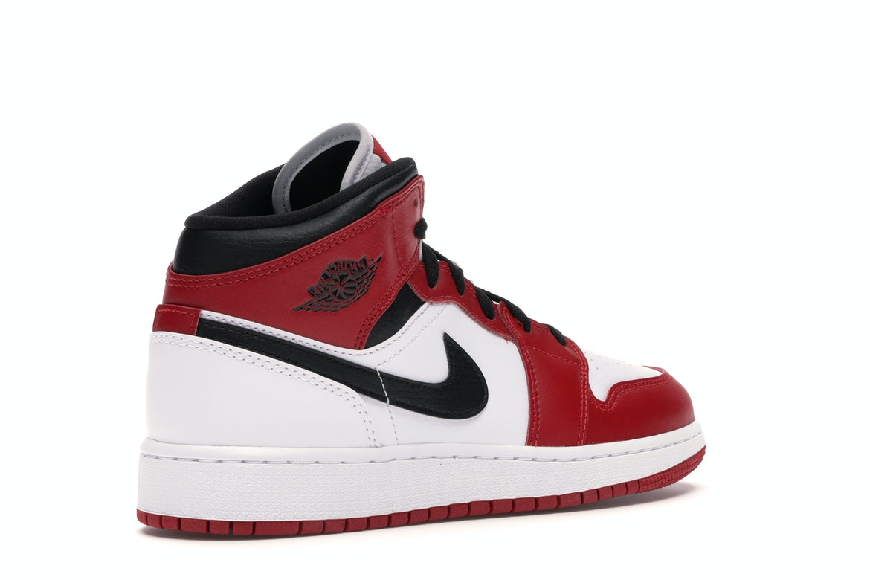 Jordan 1 Mid Chicago 2020 (GS)