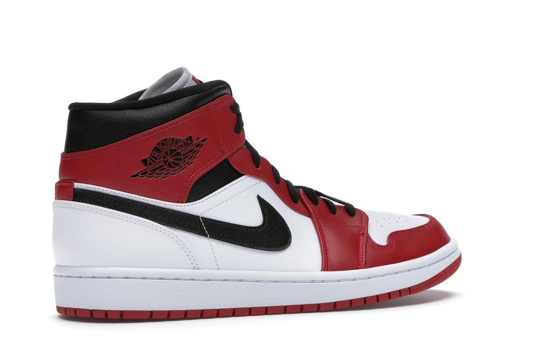 Jordan 1 Mid Chicago (2020)