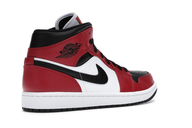 Jordan 1 Mid Chicago Toe - 554724-069