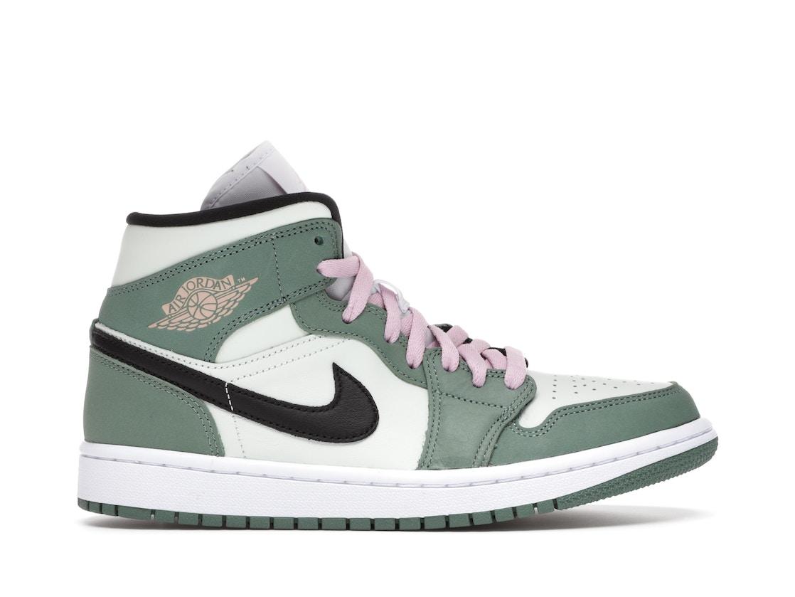 Jordan 1 Mid Dutch Green (W)