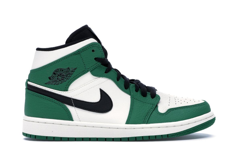 Jordan 1 Mid Pine Green - 852542-301
