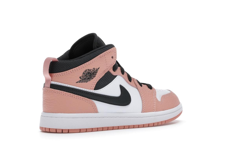Jordan 1 Mid Pink Quartz (PS)