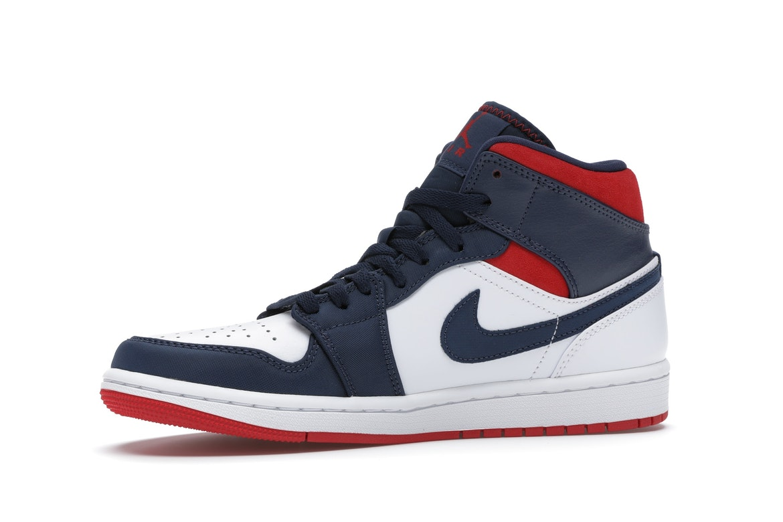 Jordan 1 Mid SE USA - 852542-104