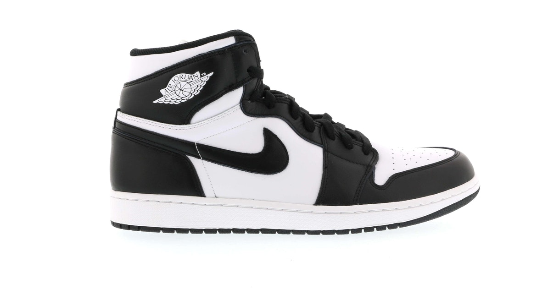 Jordan 1 Retro Black White (2014)