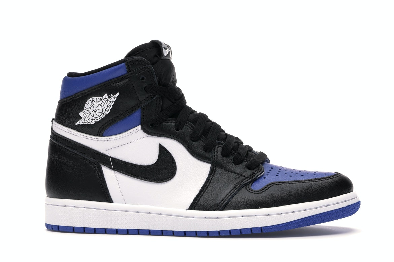Jordan 1 Retro High Royal Toe