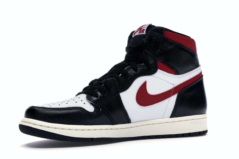 Jordan 1 Retro High Black Gym Red - 555088-061