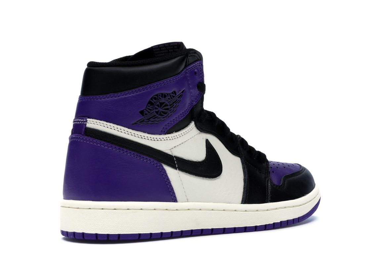 Jordan 1 Retro High Court Purple - 555088-501