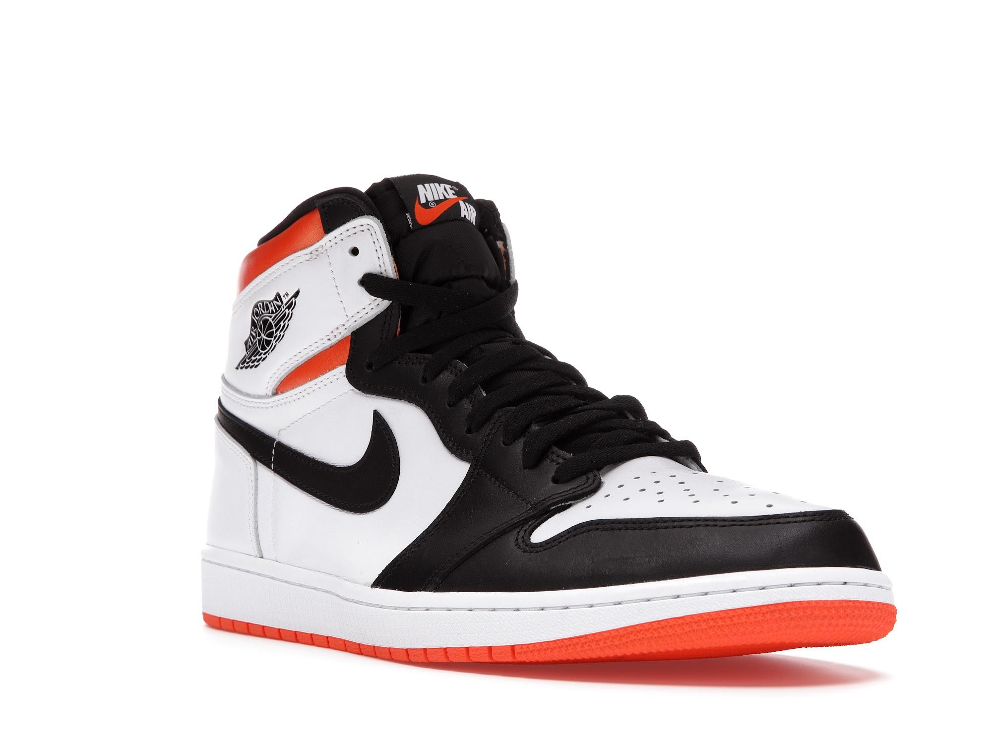 Jordan 1 Retro High Electro Orange - 555088-180