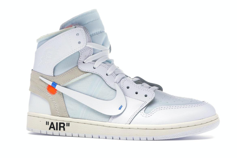 Jordan 1 Retro High Off-White White - AQ0818-100