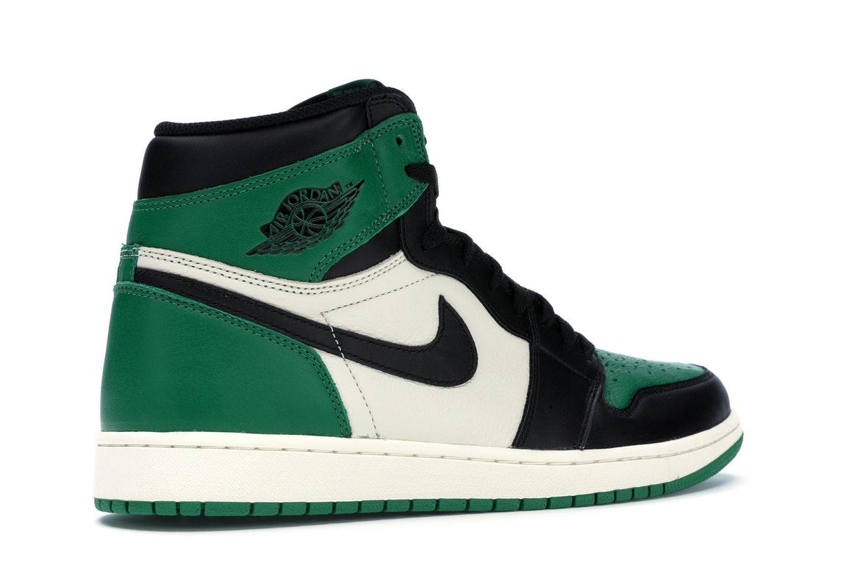 Jordan 1 Retro High Pine Green - 555088-302