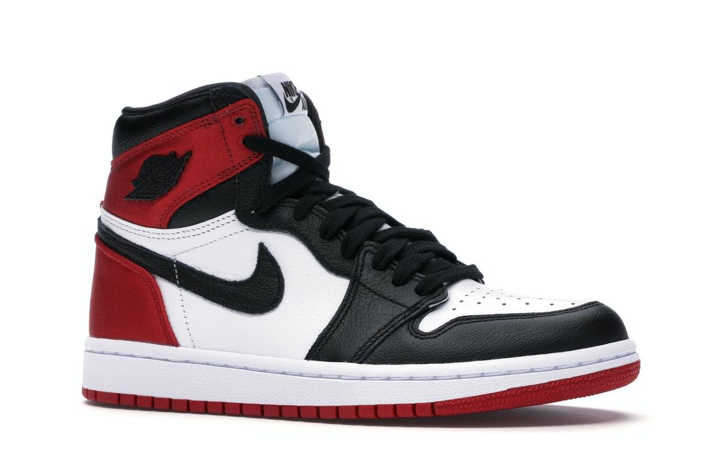 Jordan 1 Retro High Satin Black Toe (W) - CD0461-016