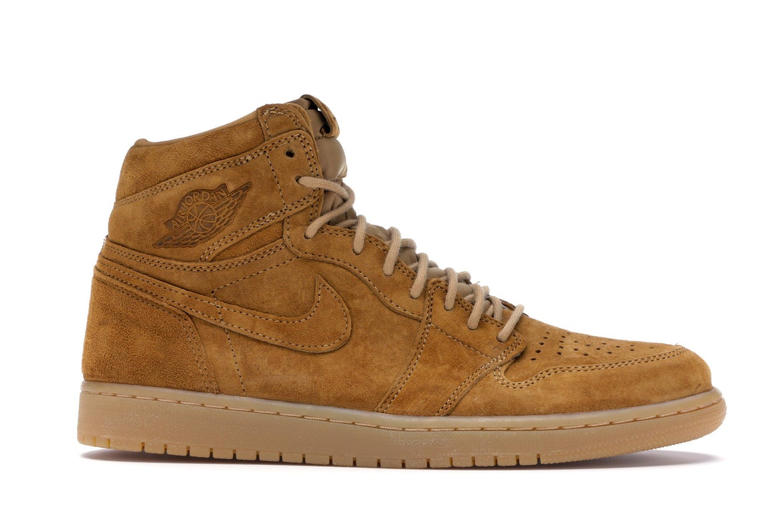 Jordan 1 Retro High Wheat - 555088-710
