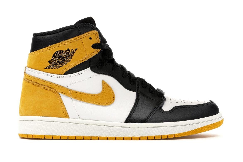 Jordan 1 Retro High Yellow Ochre - 555088-109