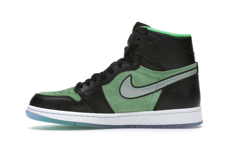 Jordan 1 Retro High Zoom Zen Green