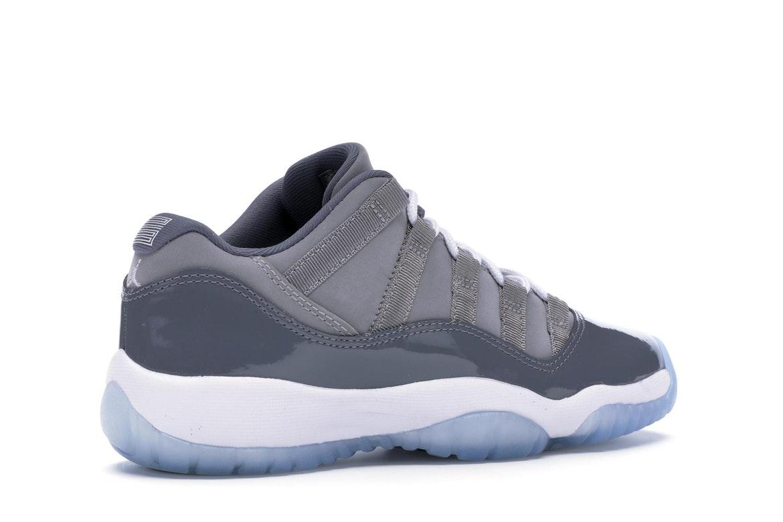 Jordan 11 Retro Low Cool Grey (GS)