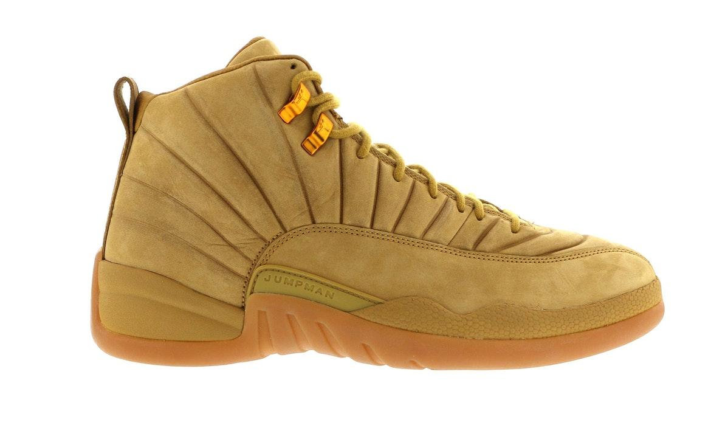 Jordan 12 Retro PSNY Wheat