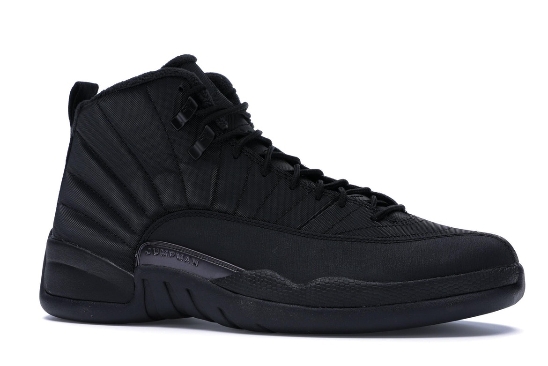 Jordan 12 Retro Winter Black - BQ6851-001