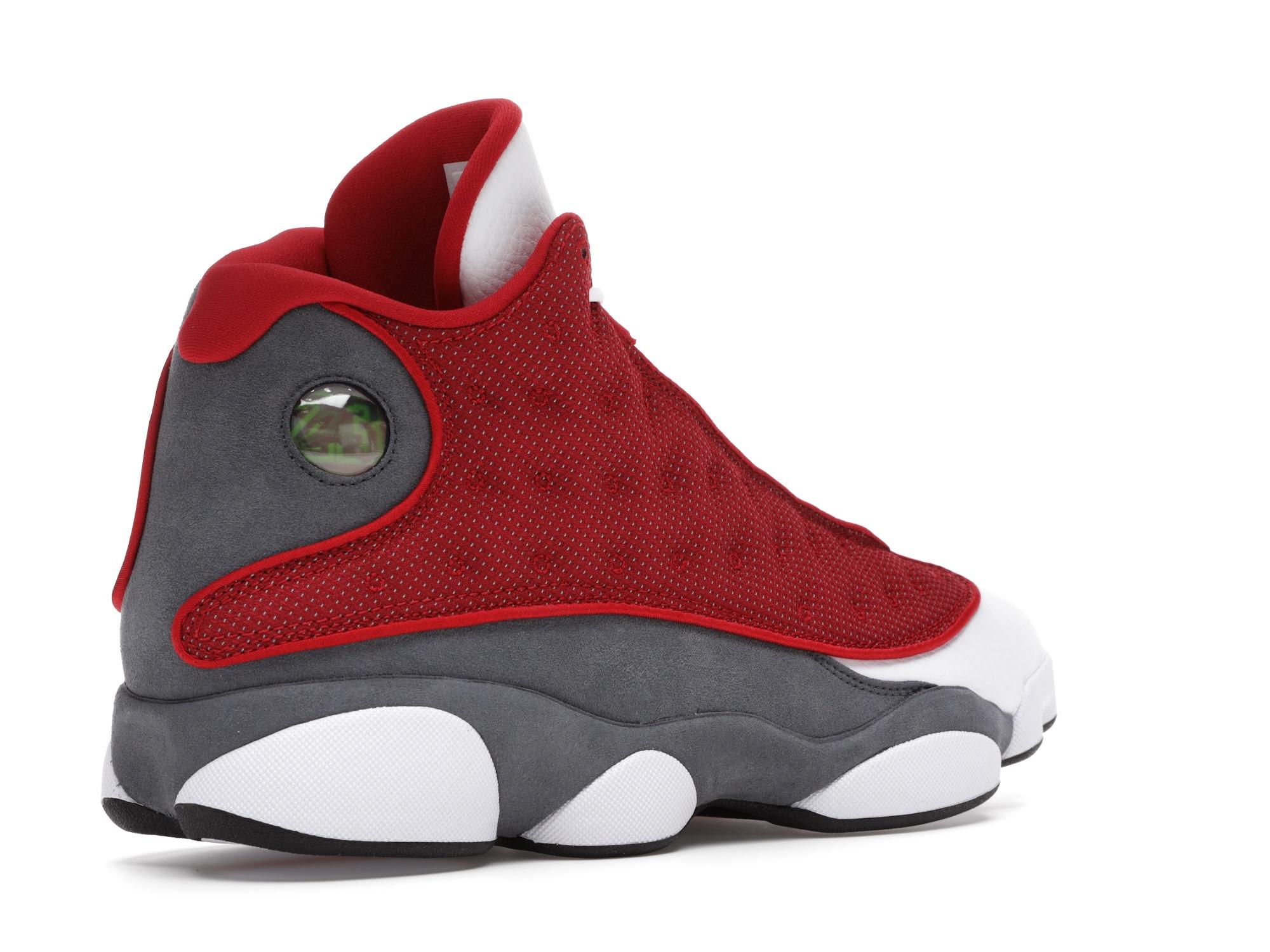 Jordan 13 Retro Gym Red Flint Grey - DJ5982-600
