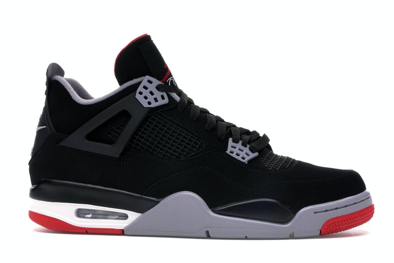 Jordan 4 Retro Bred (2019) - 308497-060