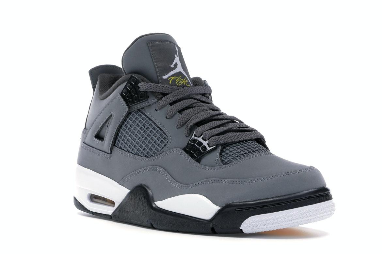 Jordan 4 Retro Cool Grey (2019) - 308497-007
