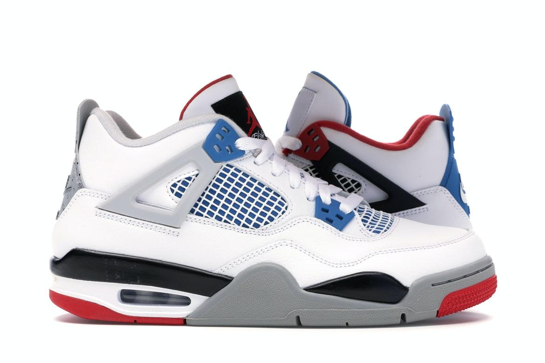 Jordan 4 Retro What The (GS)