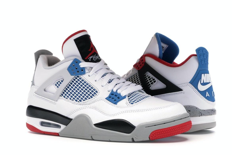 Jordan 4 Retro What The - CI1184-146