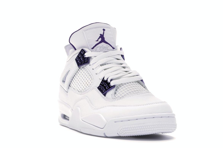 Jordan 4 Retro Metallic Purple - CT8527-115
