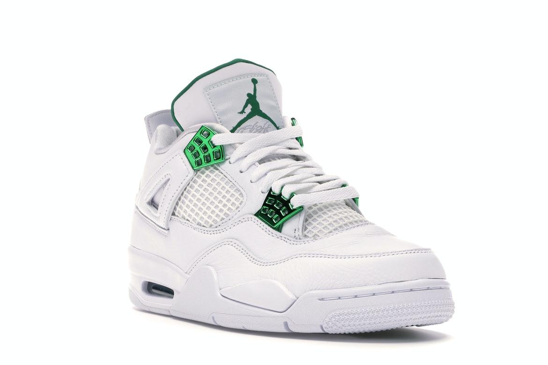 Jordan 4 Retro Metallic Green - CT8527-113