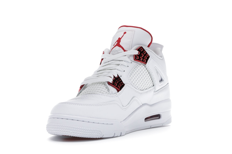Jordan 4 Retro Metallic Red - CT8527-112