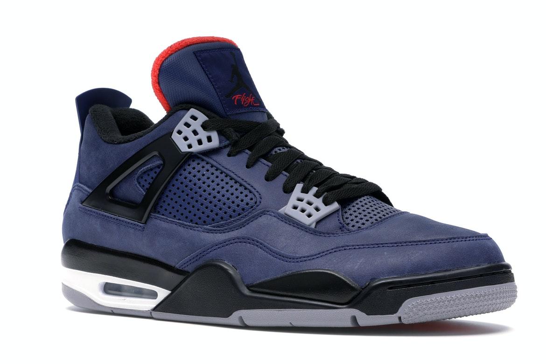 Jordan 4 Retro Winterized Loyal Blue - CQ9597-401