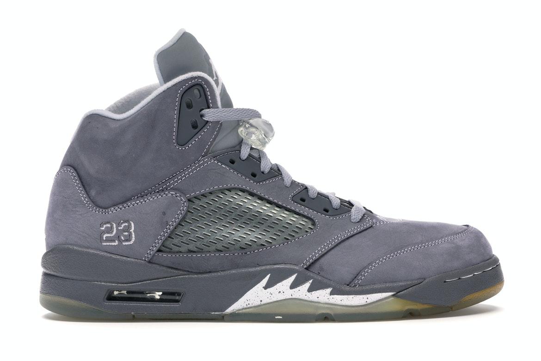 Jordan 5 Retro Wolf Grey - 136027-005