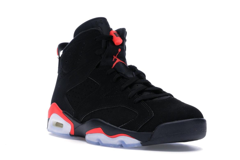 Jordan 6 Retro Black Infrared (2019) - 384664-060 from $248