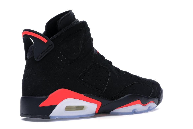 Jordan 6 Retro Black Infrared (2019)