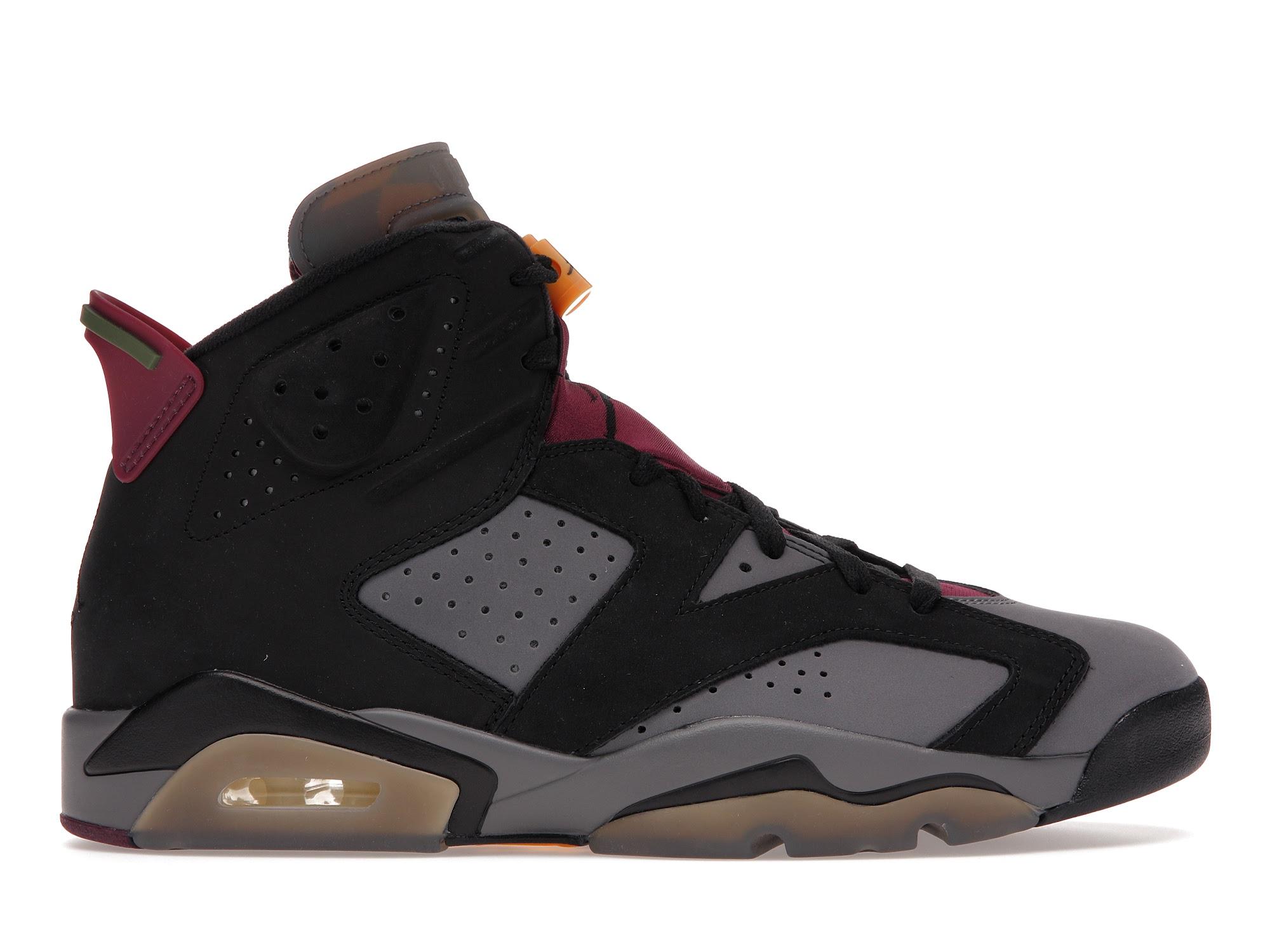 Jordan 6 Retro Bordeaux