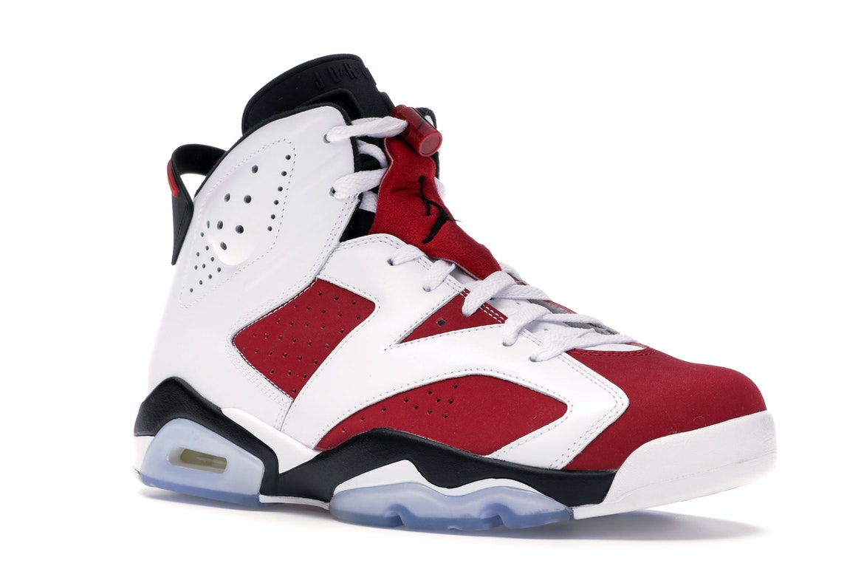 Jordan 6 Retro Carmine (2014) - 384664-160 from $255