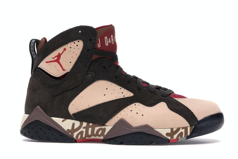 Jordan 7 Retro Patta Shimmer