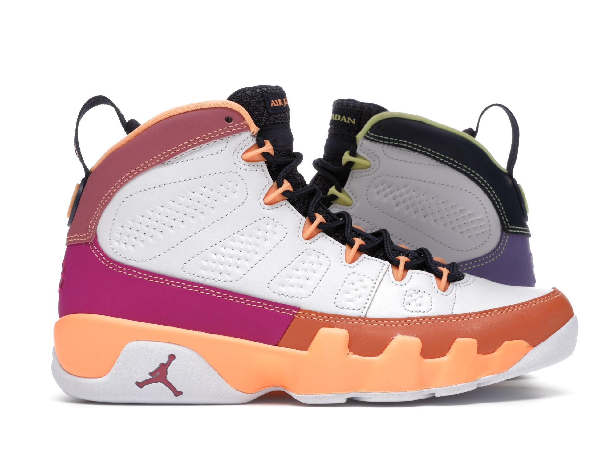 Jordan 9 Retro Change The World (W)