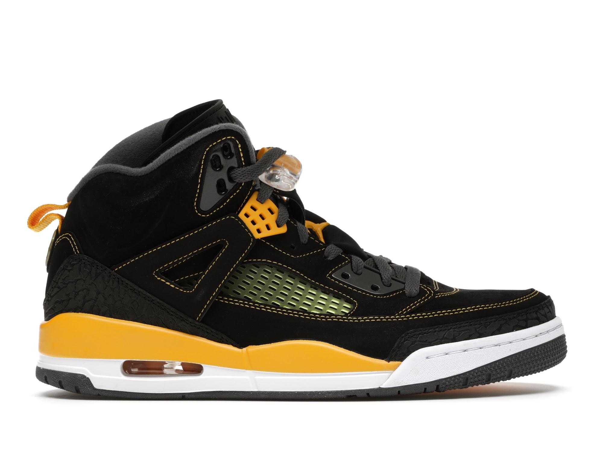 Jordan Spizike Black University Gold - 315371-030