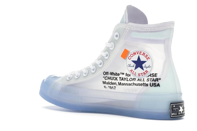 Converse Chuck Taylor All-Star Vulcanized Hi Off-White - 162204C