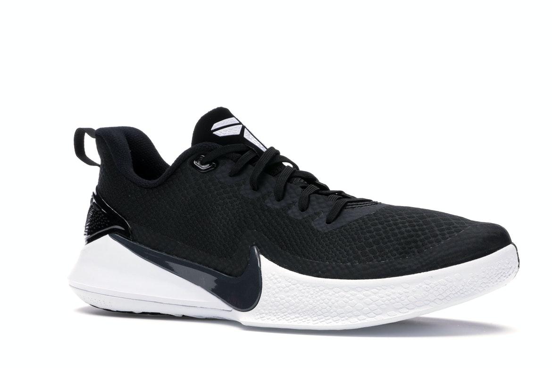 Nike Mamba Focus Black - AJ5899-002