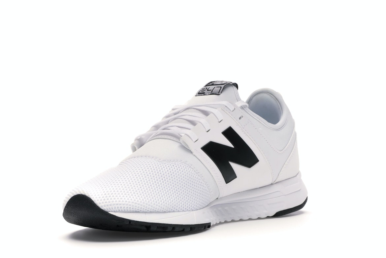 New Balance 247 Classic White Black - MRL247WB