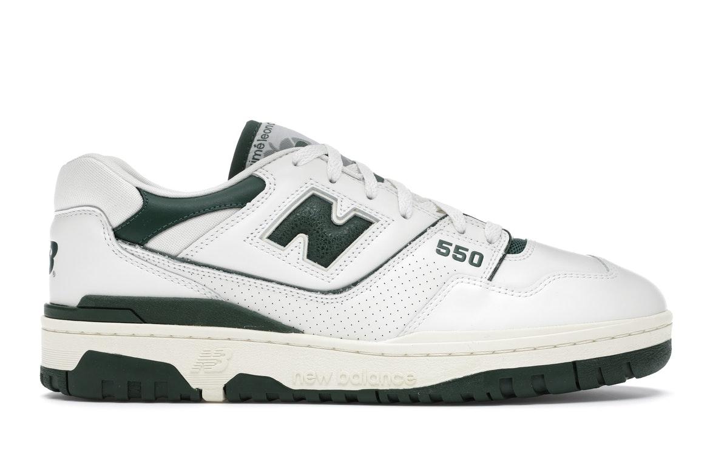 New Balance 550 Aime Leon Dore White Green