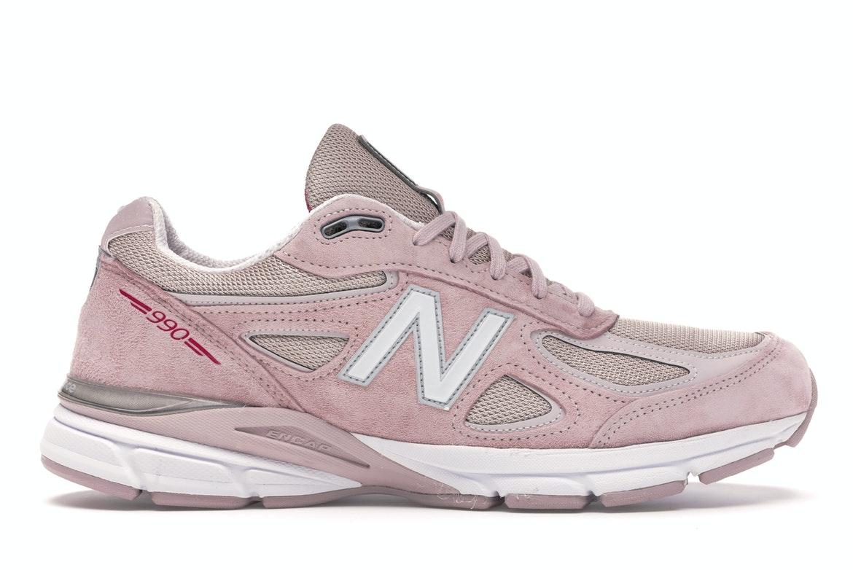 New Balance 990v4 Pink Ribbon (Faded Rose)