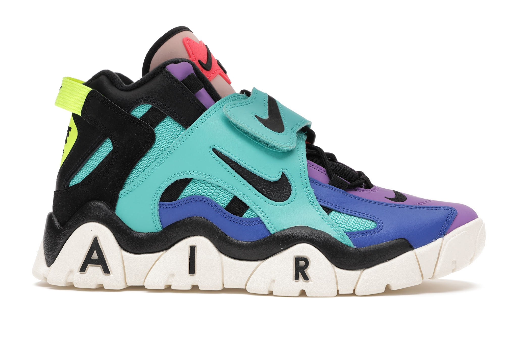 Nike Air Barrage Mid Atmos Pop the Street Collection