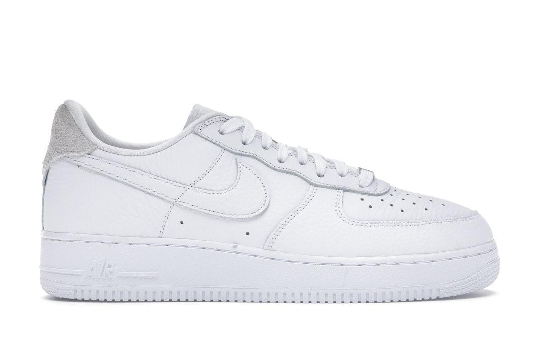 Nike Air Force 1 Craft White