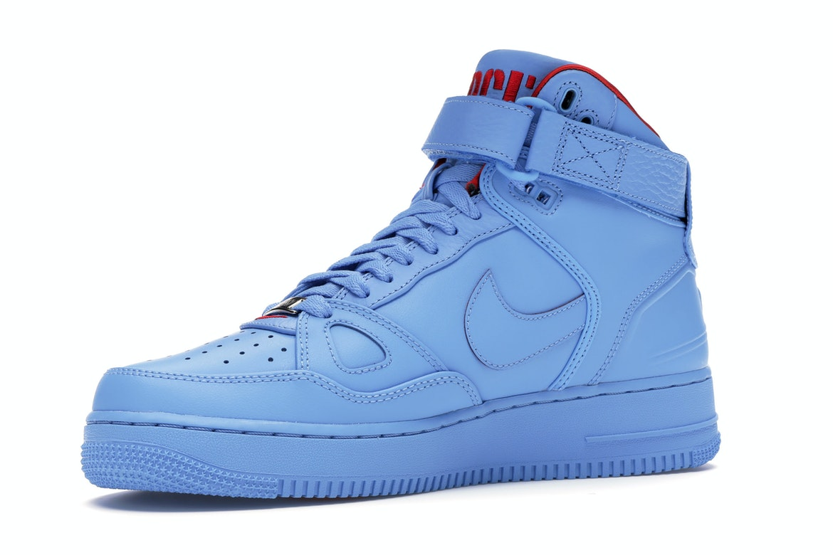 Nike Air Force 1 High Just Don All Star Blue - CW3812-400